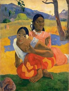 Paul Gauguin - When Will You Marry ?
